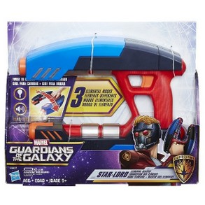 Guardians of the Galaxy Star-Lord Elemental Blaster