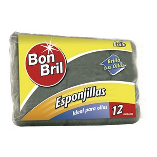 Esponjillas Bombril X 12Und